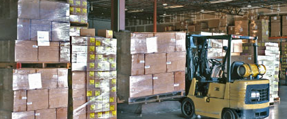 Sonwil Distribution Center Opens in Reno, NV-Logistics and